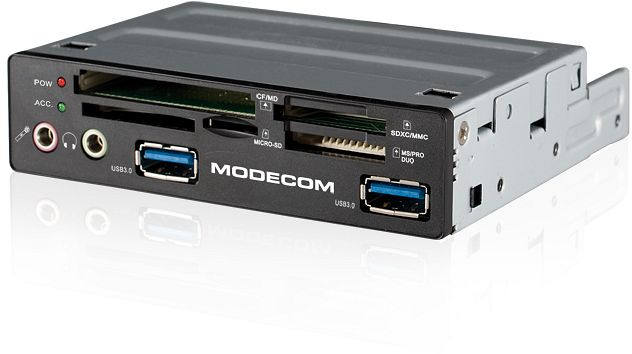 Modecom CR-109 Cardreader, USB 3.0