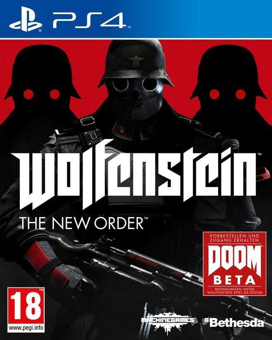 Wolfenstein - The New Order (deutsch) (PS4)
