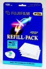 Fujifilm CD-Labeling Refill Jet-Color Pro, 100 sztuk