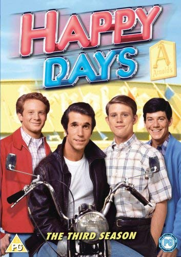Happy Days Season 3 (UK) -- via Amazon Partnerprogramm