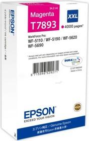 Epson ink 78 XXL magenta (C13T78934010)