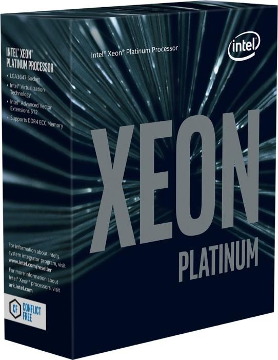 Intel Xeon Platinum 8180, 28x 2.50GHz, boxed ohne Kühler (BX806738180)