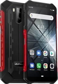 Ulefone Armor X3 schwarz/rot