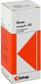 Synergon Nr. 163 Rheum Tropfen, 50ml