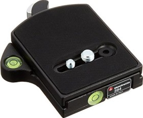 Manfrotto 394 quick release adapter (various types)