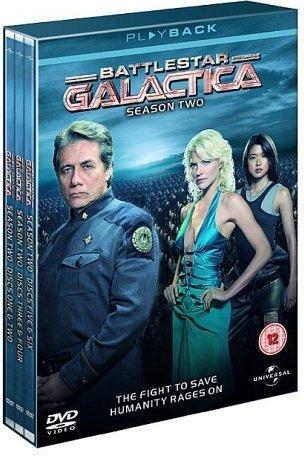 Battlestar Galactica Season 2 (UK) -- via Amazon Partnerprogramm