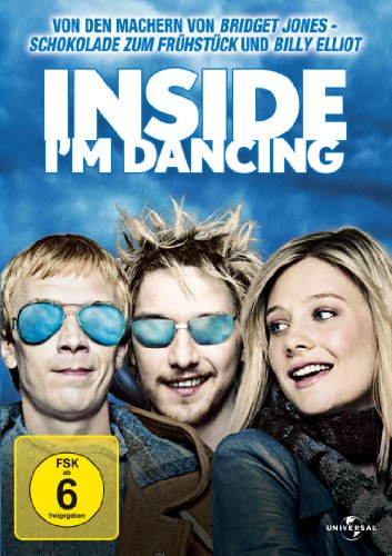 Inside I'm Dancing -- via Amazon Partnerprogramm