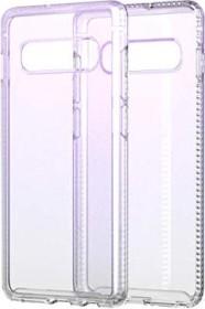 tech21 Pure Shimmer Case für Samsung Galaxy S10+ pink (T21-6948)
