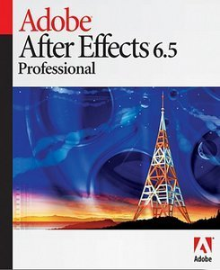 Adobe: After Effects 6.5 Professional (MAC) (12070169)