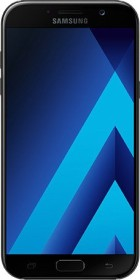 Samsung Galaxy A7 (2017) A720F schwarz