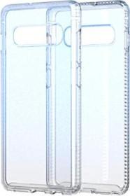 tech21 Pure Shimmer Case für Samsung Galaxy S10+ blau (T21-6947)