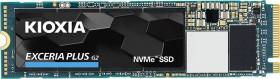 KIOXIA EXCERIA PLUS G2 SSD 500GB, M.2 (LRD20Z500GG8 / LRD20Z500GC8)