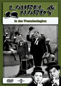 Laurel & Hardy - In der Fremdenlegion