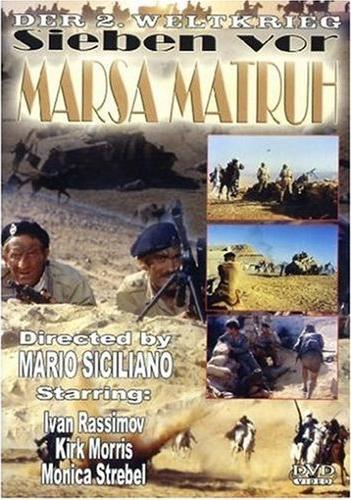 Sieben vor Marsa Matruh -- via Amazon Partnerprogramm
