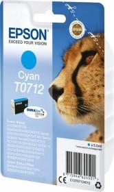Epson Tinte T0712 cyan (C13T07124010)