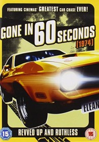 Gone In Sixty Seconds (DVD) (UK)