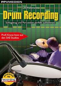 Lern-DVD: Drum Recording
