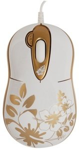 G-Cube golden Sunrise mini notebook Mouse, USB (GLA-6SR)