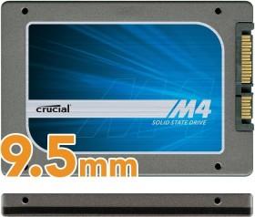 Crucial m4 256GB, SATA (CT256M4SSD2)