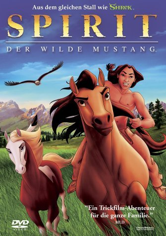 Spirit - Der wilde Mustang -- via Amazon Partnerprogramm
