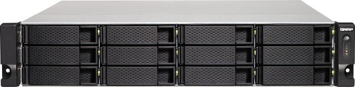 QNAP Turbo Station TS-1273U-RP-8G 24TB, 4x Gb LAN, 2x 10Gb SFP+, 2HE