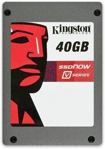 Kingston SSDNow V-Series 40GB, SATA (SNV125-S2/40GB)