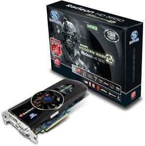 Sapphire Radeon HD 5850 Rev. 2, 1GB GDDR5, 2x DVI, HDMI, DisplayPort, full retail (11162-00-40R/11162-00-51R)