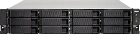 QNAP Turbo Station TS-1273U-RP-8G 96TB, 4x Gb LAN, 2x 10Gb SFP+, 2HE