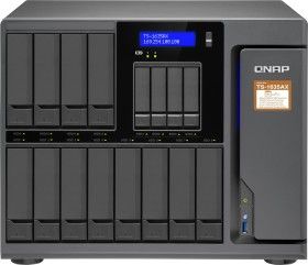 QNAP Turbo Station TS-1635AX-8G, 2x 10Gb SFP+, 2x Gb LAN