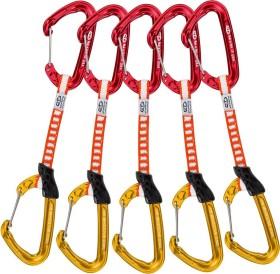 Climbing Technology Fly-Weight Evo 12cm 5er Set (2E692FOC0SST1)