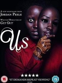 Us (Blu-ray) (UK)