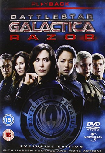 Battlestar Galactica - Razor (UK) -- via Amazon Partnerprogramm