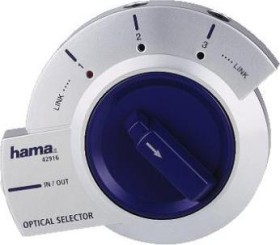 Hama Audio-Optical Selector
