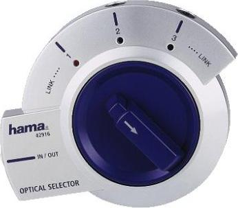 Hama Audio-Optical Selector -- via Amazon Partnerprogramm
