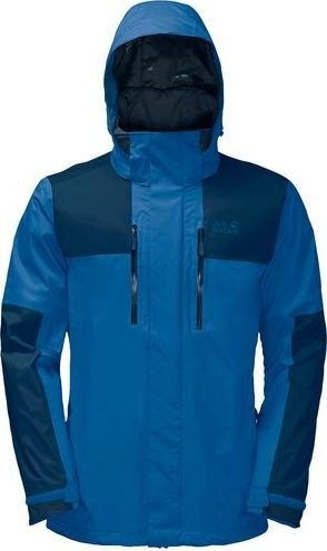 Jack Wolfskin Jasper Flex Jacket electric blue (men) (1108371-1062)