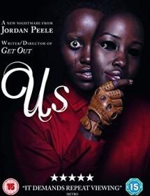 Us (DVD) (UK)