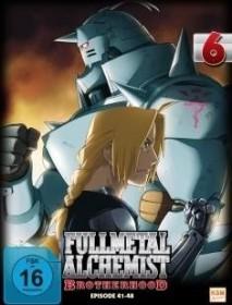 Fullmetal Alchemist Brotherhood Vol. 6