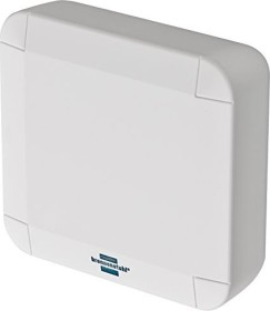 Brennenstuhl BrematicPRO wireless temperature- and humidity sensor outdoor TFS 868 01 IP44 3726, temperature sensor with humidity sensor (1294140)