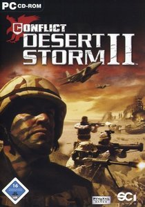 Conflict: Desert Storm 2 (English) (PC)