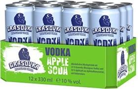 Grasovka Apple Soda 12x 330ml
