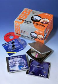 TEAC CD-W28PU USB2.0