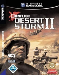 Conflict: Desert Storm 2 (English) (GC)