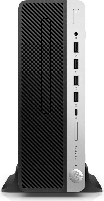 HP EliteDesk 705 G4 SFF, Ryzen 5 2400G, 8GB RAM, 256GB SSD (4VS80AW#ABD)