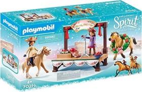 playmobil Spirit - Riding Free - Weihnachtskonzert (70396)