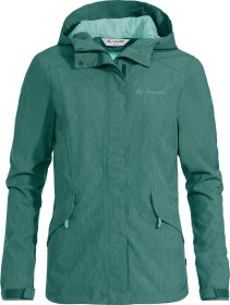 VauDe Rosemoor Jacke nickel green (Damen) (41462-984)