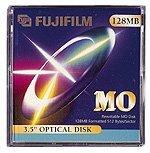 "Fujifilm MO-Disk 5.25"" 128MB"