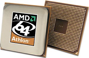 AMD Athlon 64 3000+ 130nm, 2.00GHz, tray (ADA3000AX)