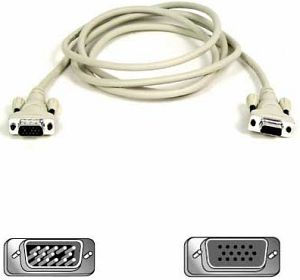 Belkin VGA extension cable 7.5m (various types)