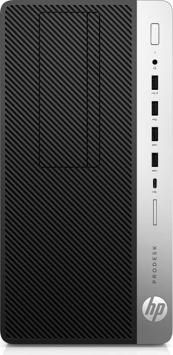 HP ProDesk 600 G4 MT, Core i5-8500, 8GB RAM, 256GB SSD (4QT36AW#ABD)