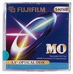 """Fujifilm MO-Disk 3.5"""" RW, 540MB (42253)"""